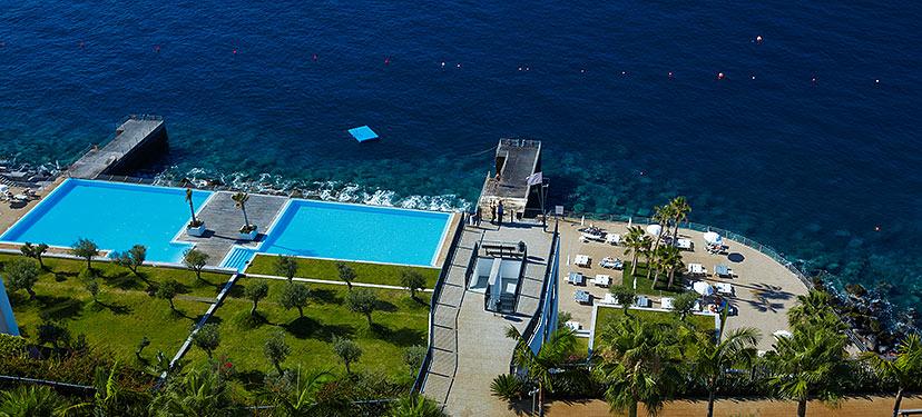 Vidamar resorts madeira hotel for Designhotel madeira