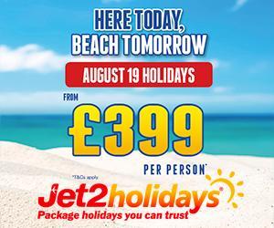 Jet2Holidays - Algarve