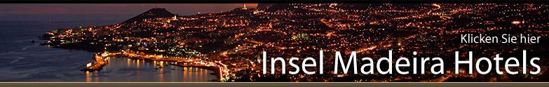 Insel Madeira Hotels