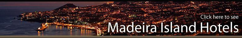 Madeira Island Hotels