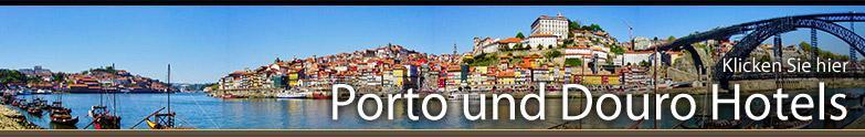 Porto und Douro Hotels