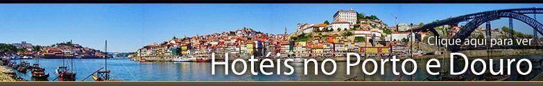 Hotéis no Porto e Douro