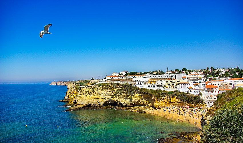 Carvoeiro Algarve Portugal